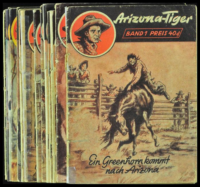 1961 Perry Rhodan: 33. Comics-Auktion, Micky Waue