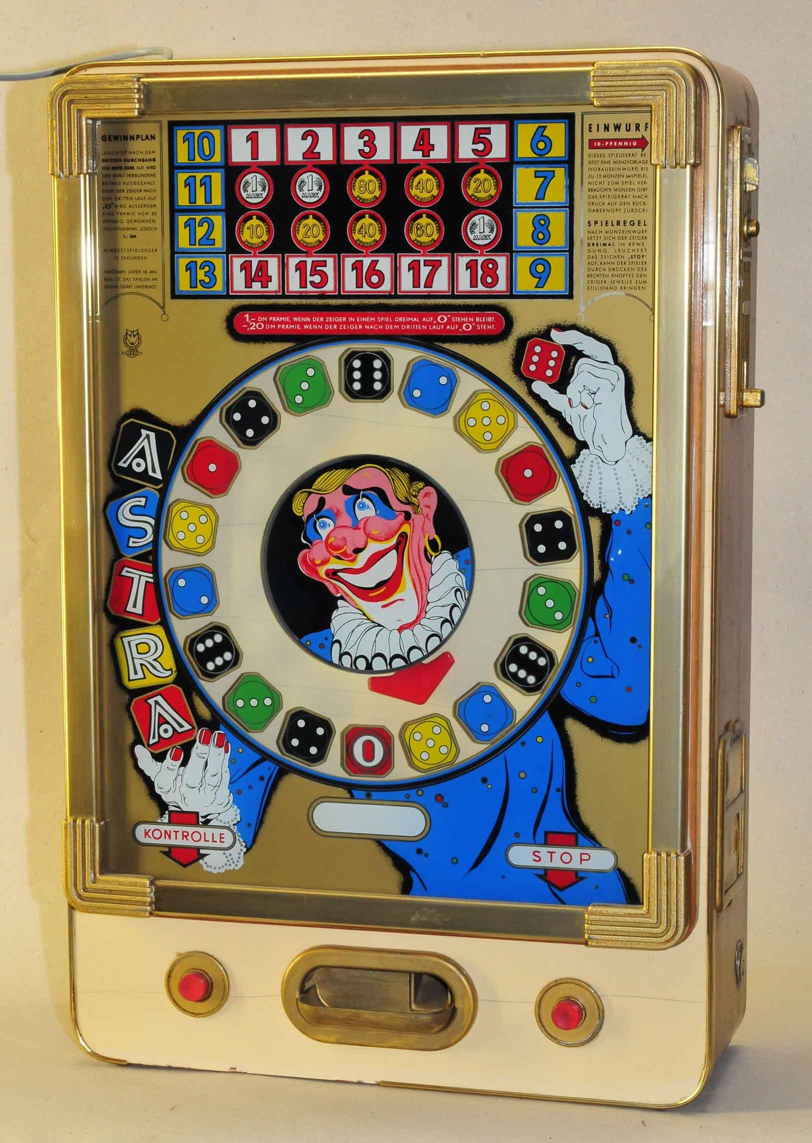 spielautomat fehlermeldung e60